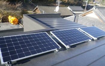 太陽光発電設置-自家消費型